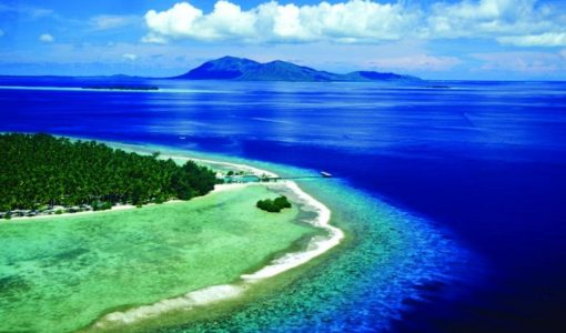 Pesona alam Pulau Karimunjawa