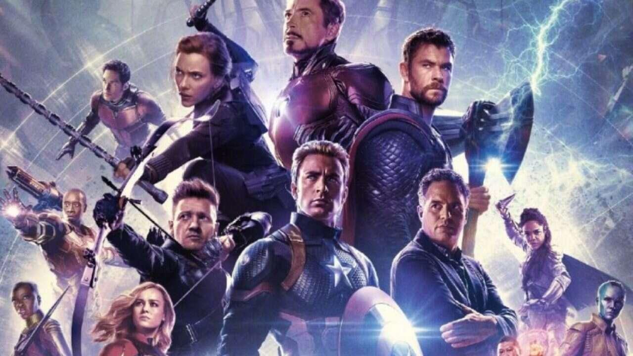 Urutan Film Avengers